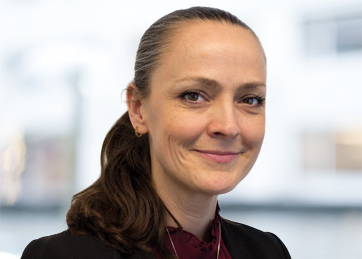 Kjersti Brakestad, Manager, Business service